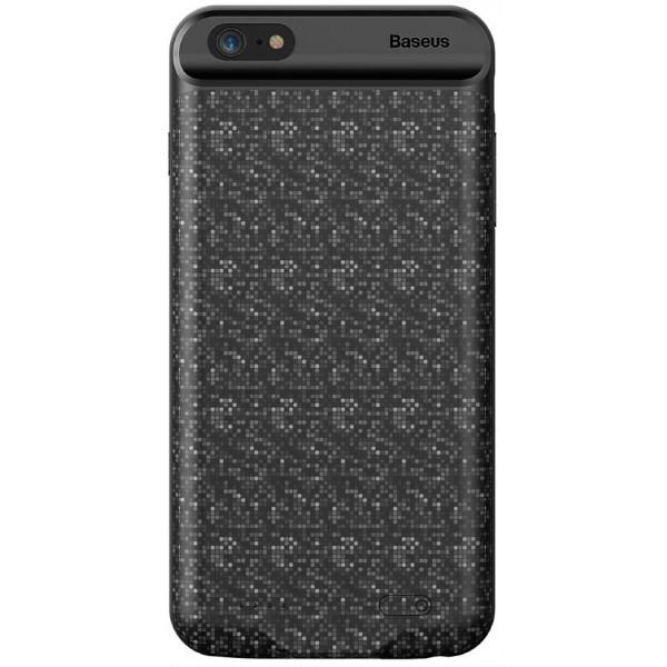 Беспроводной чехол-зарядка Baseus для iPhone 6/6s черный
